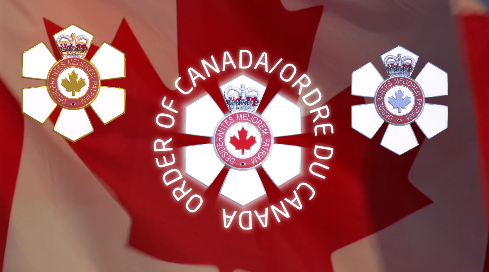 Order of Canada for the Canada Pavillion at the 2010 Olympic Winter Games