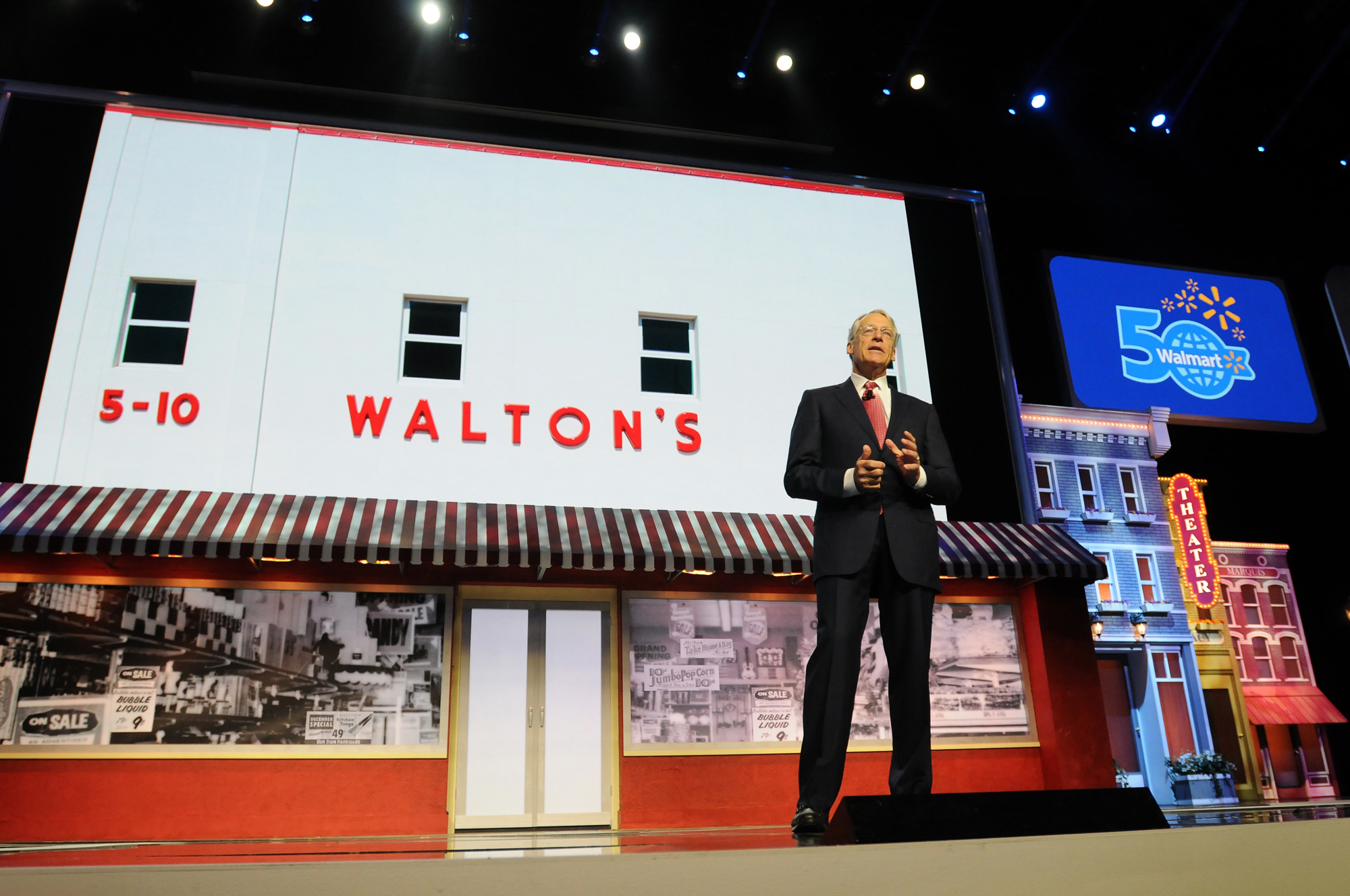 Another successful Walmart Shareholders event for 2012!