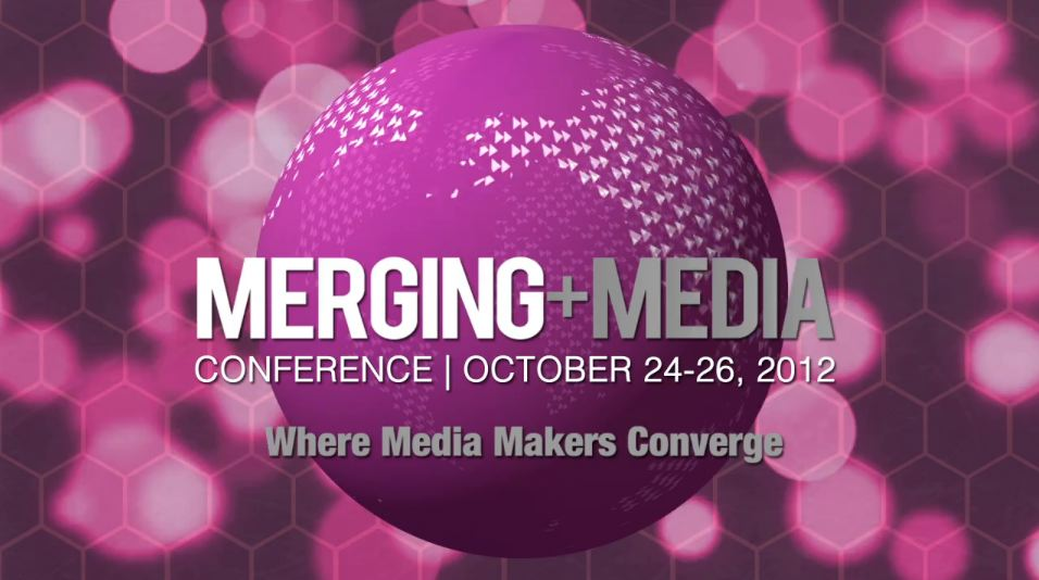 Merging Media Conference 2012 – Promo Video
